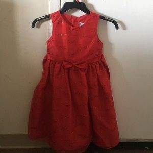 Dresses & Skirts - Red girls dress size 5